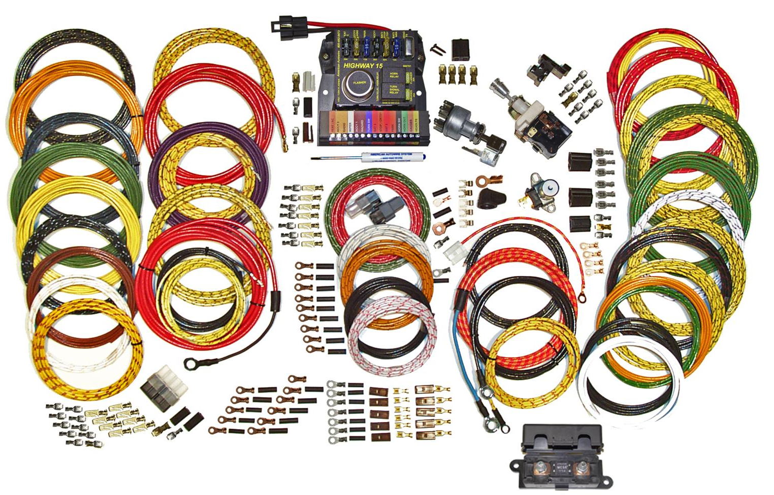 American Autowire - Cruisin Automotive - Dream It Build It ... on