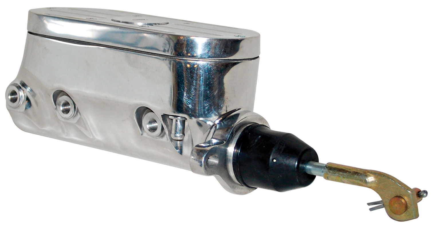 Aluminum Master Cylinder The System Includes A Compact Electric Supply Which Is Source Of Boost For Braking